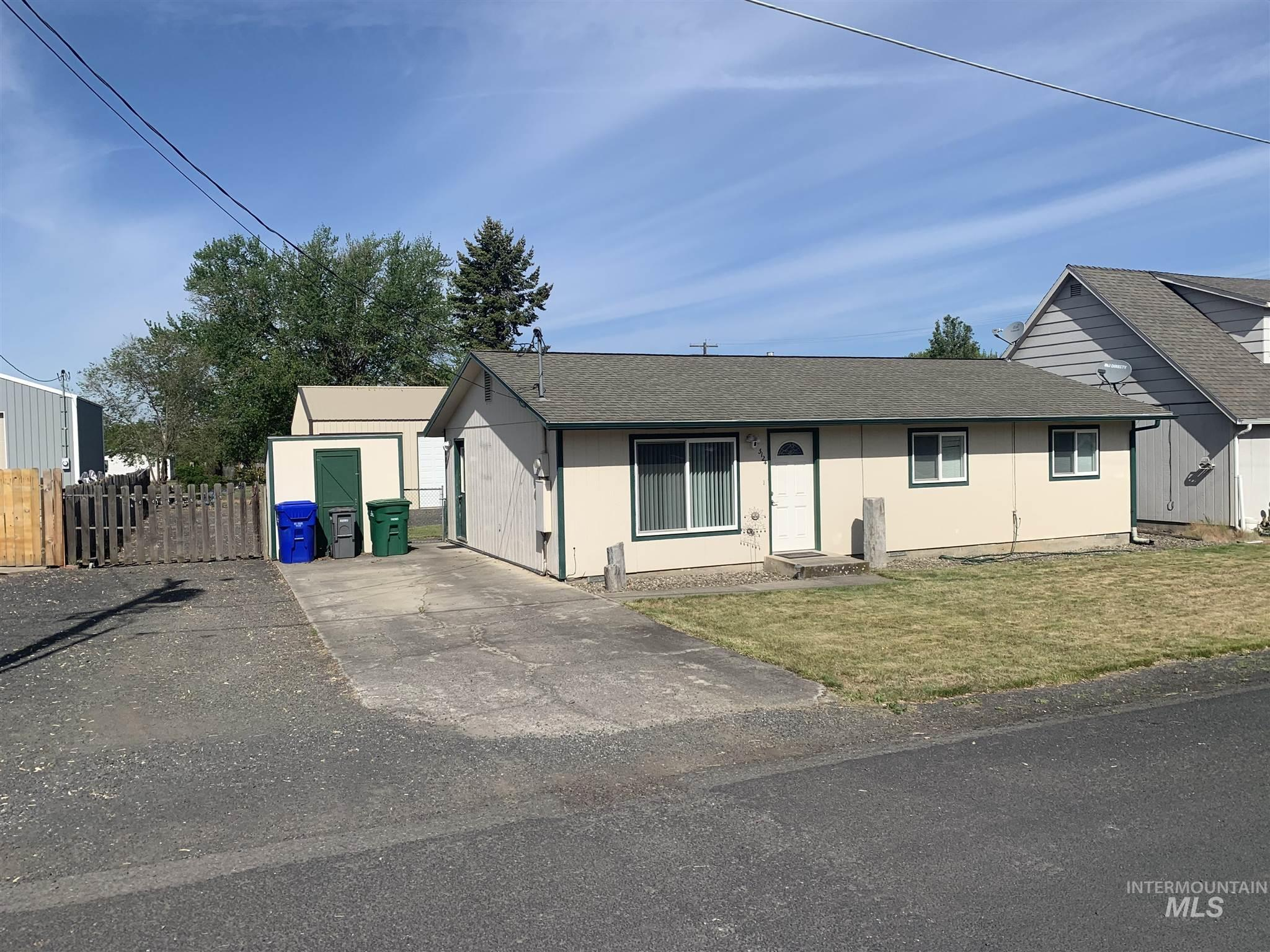 3124 8th St C Property Photo - Lewiston, ID real estate listing