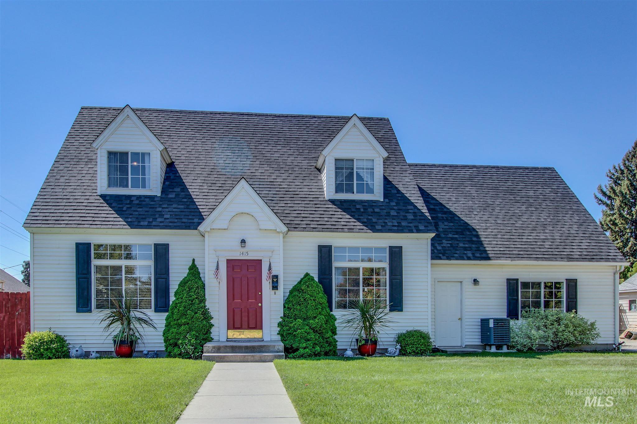 1415 E Roosevelt Ave Property Photo - Nampa, ID real estate listing