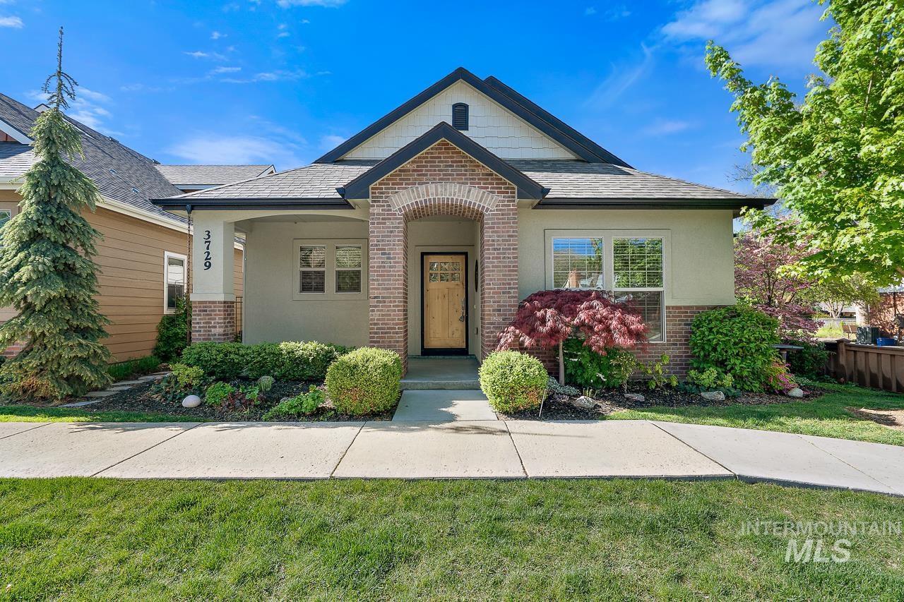 3729 W Catalpa Property Photo - Boise, ID real estate listing