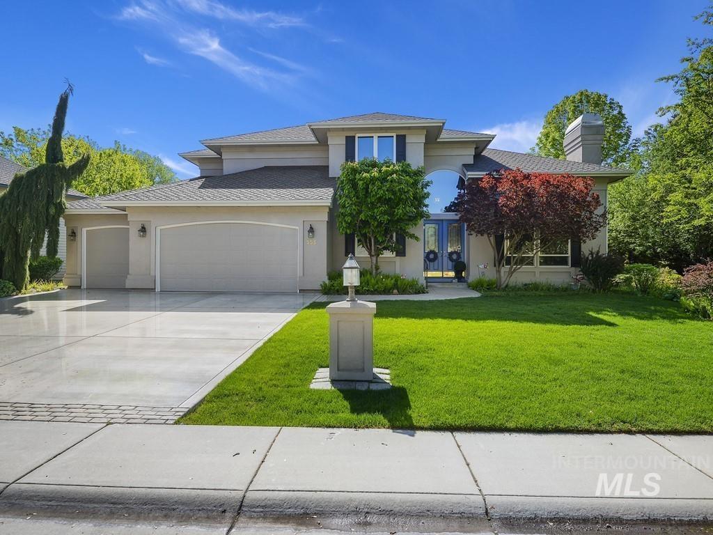553 E Riverchase Way Property Photo - Eagle, ID real estate listing