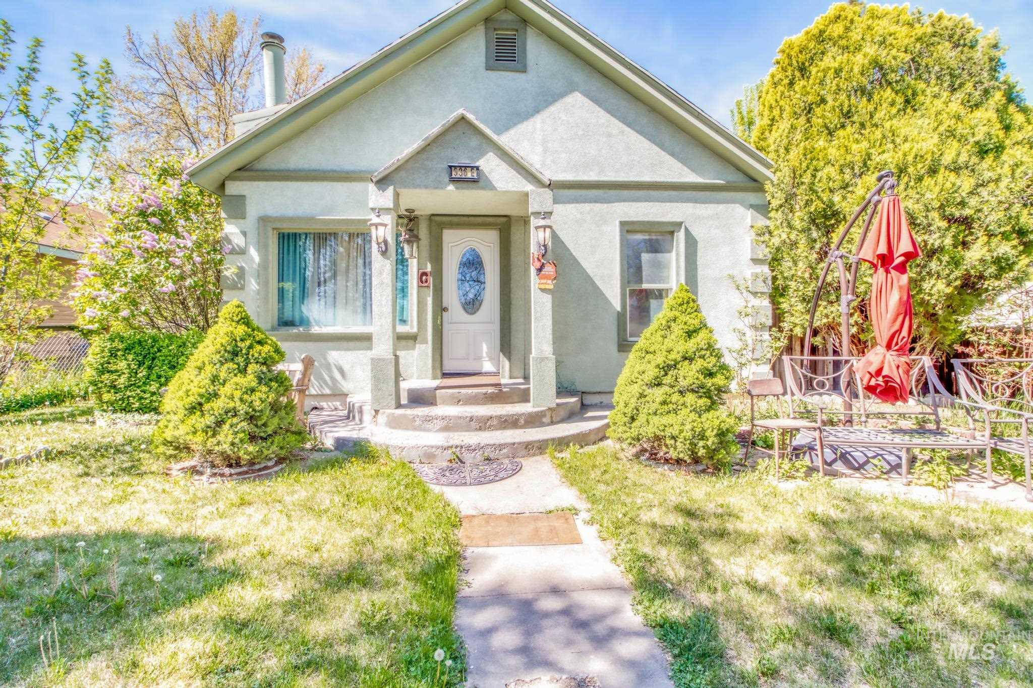 536 E 4th Ave Property Photo - Twin Falls, ID real estate listing