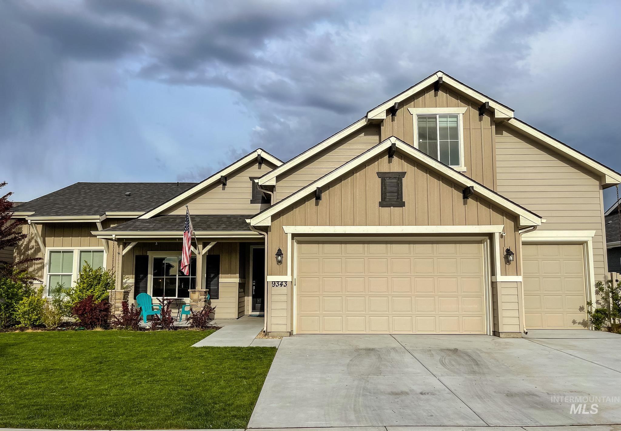 9343 S Fidalgo Property Photo - Kuna, ID real estate listing