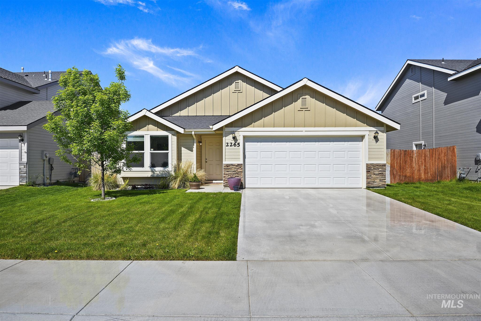 2265 N Greenville Ave Property Photo - Kuna, ID real estate listing