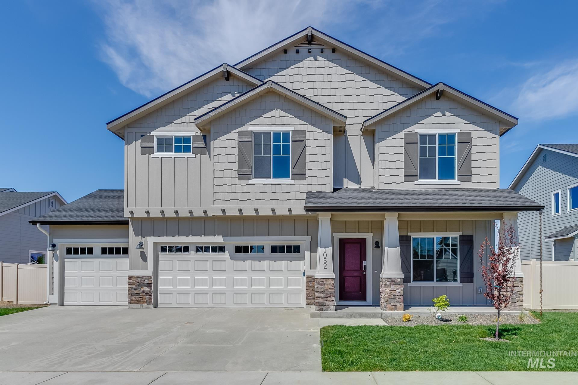 11625 W Indus St Property Photo - Star, ID real estate listing