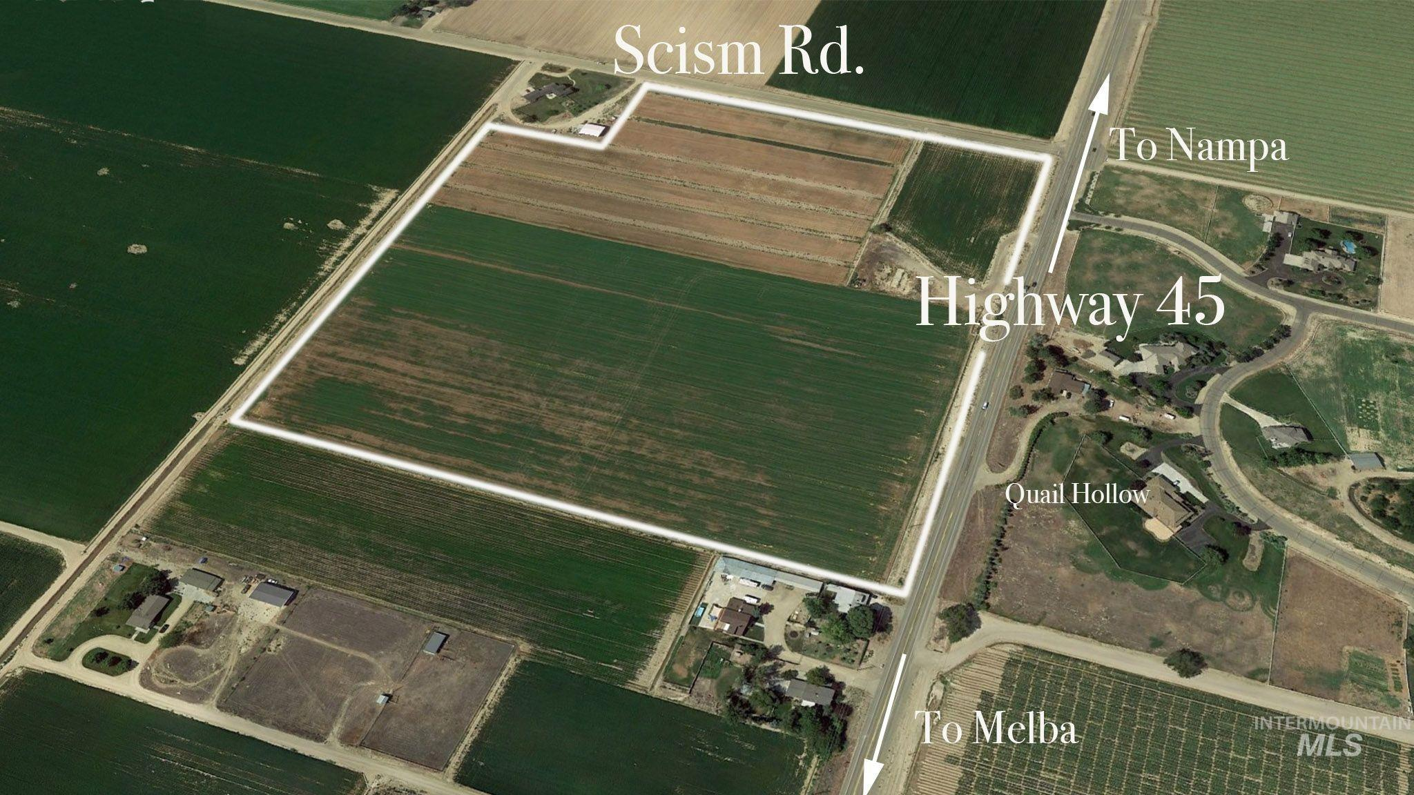 8439 Hwy 45 Property Photo - Nampa, ID real estate listing