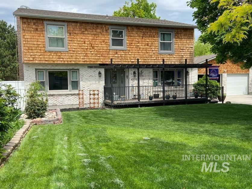 4370 S Cochees Way Property Photo - Boise, ID real estate listing