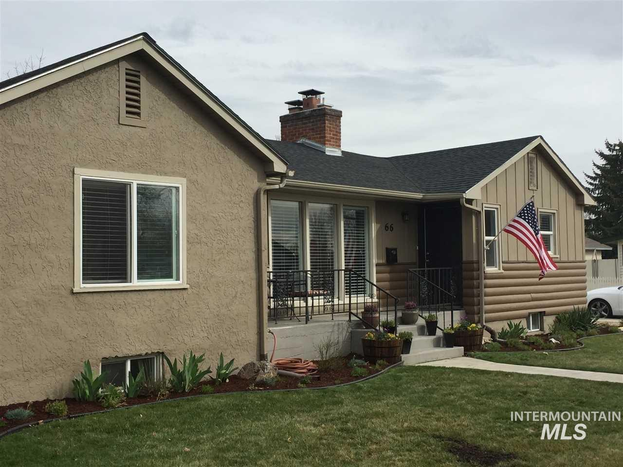 66 N Yale Property Photo - Nampa, ID real estate listing