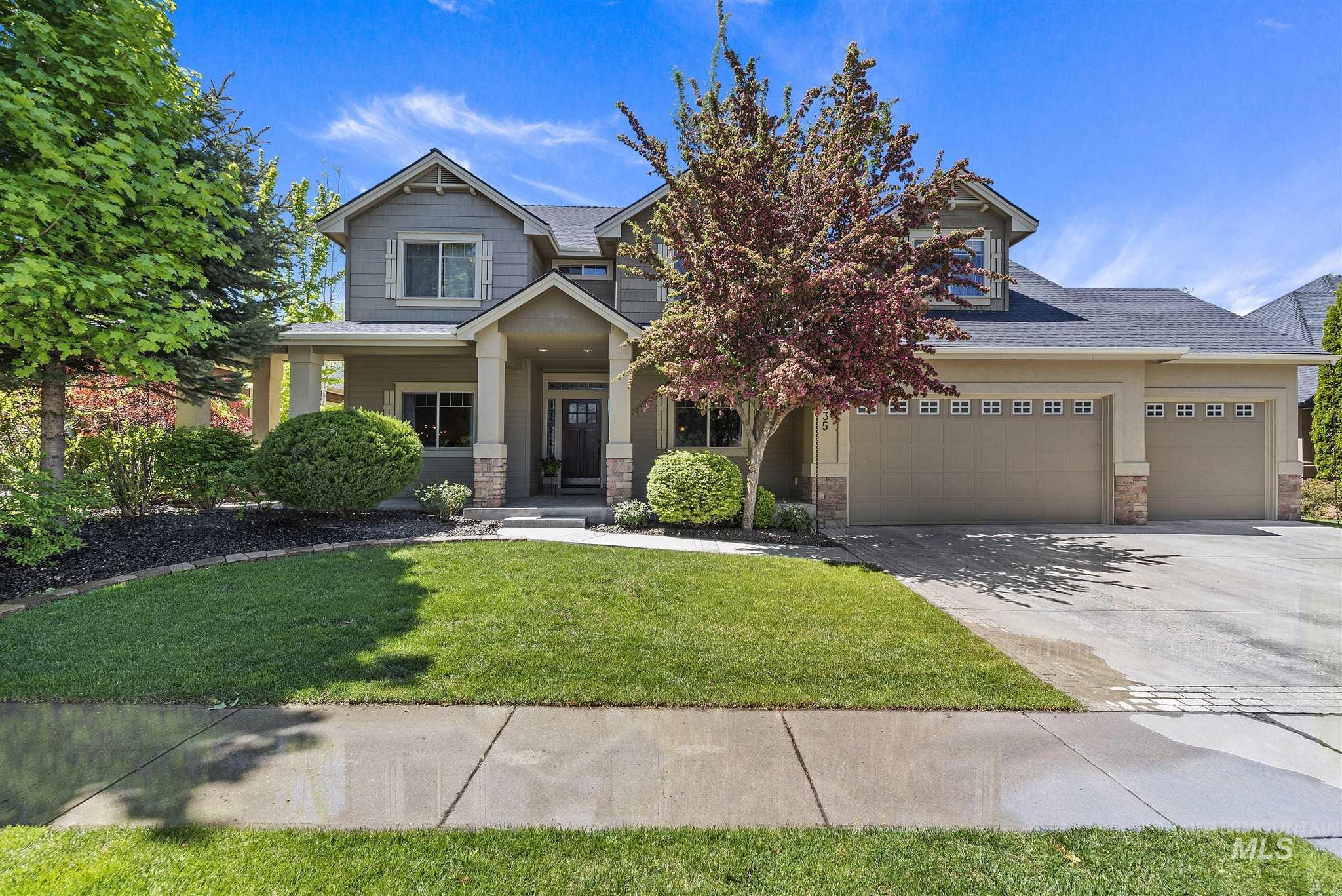 2835 S Alfani Way Property Photo - Meridian, ID real estate listing