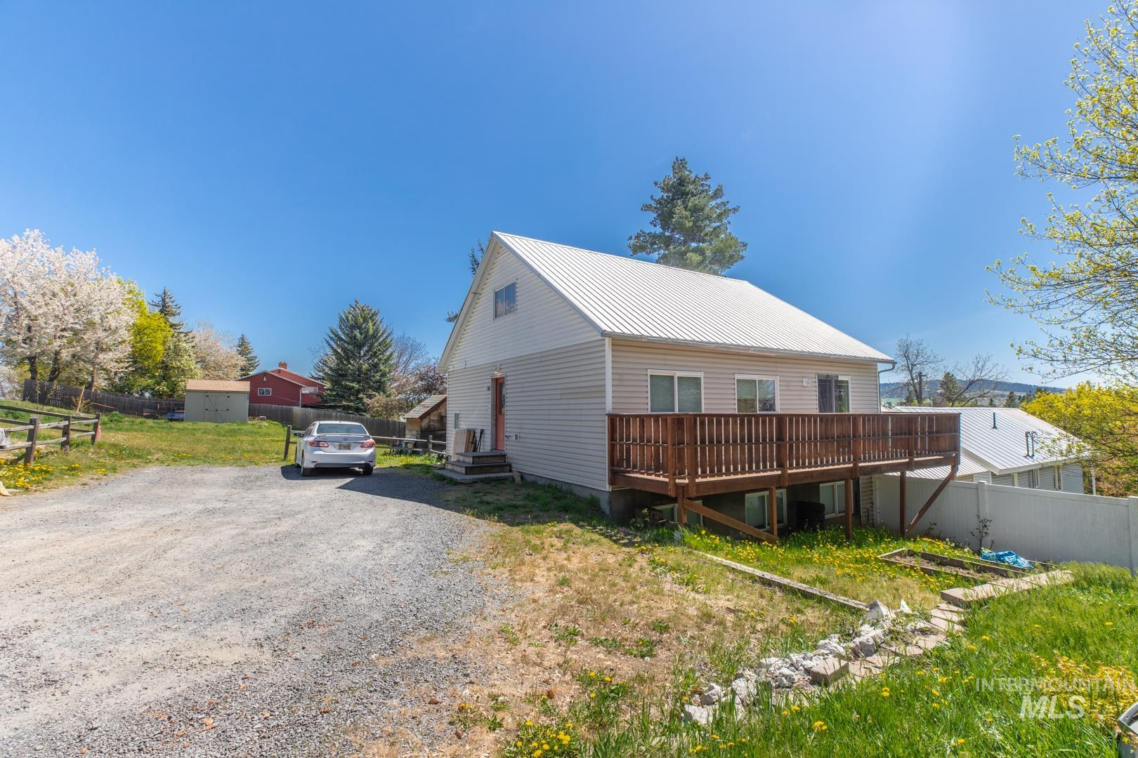 534 W C Street Property Photo - Moscow, ID real estate listing