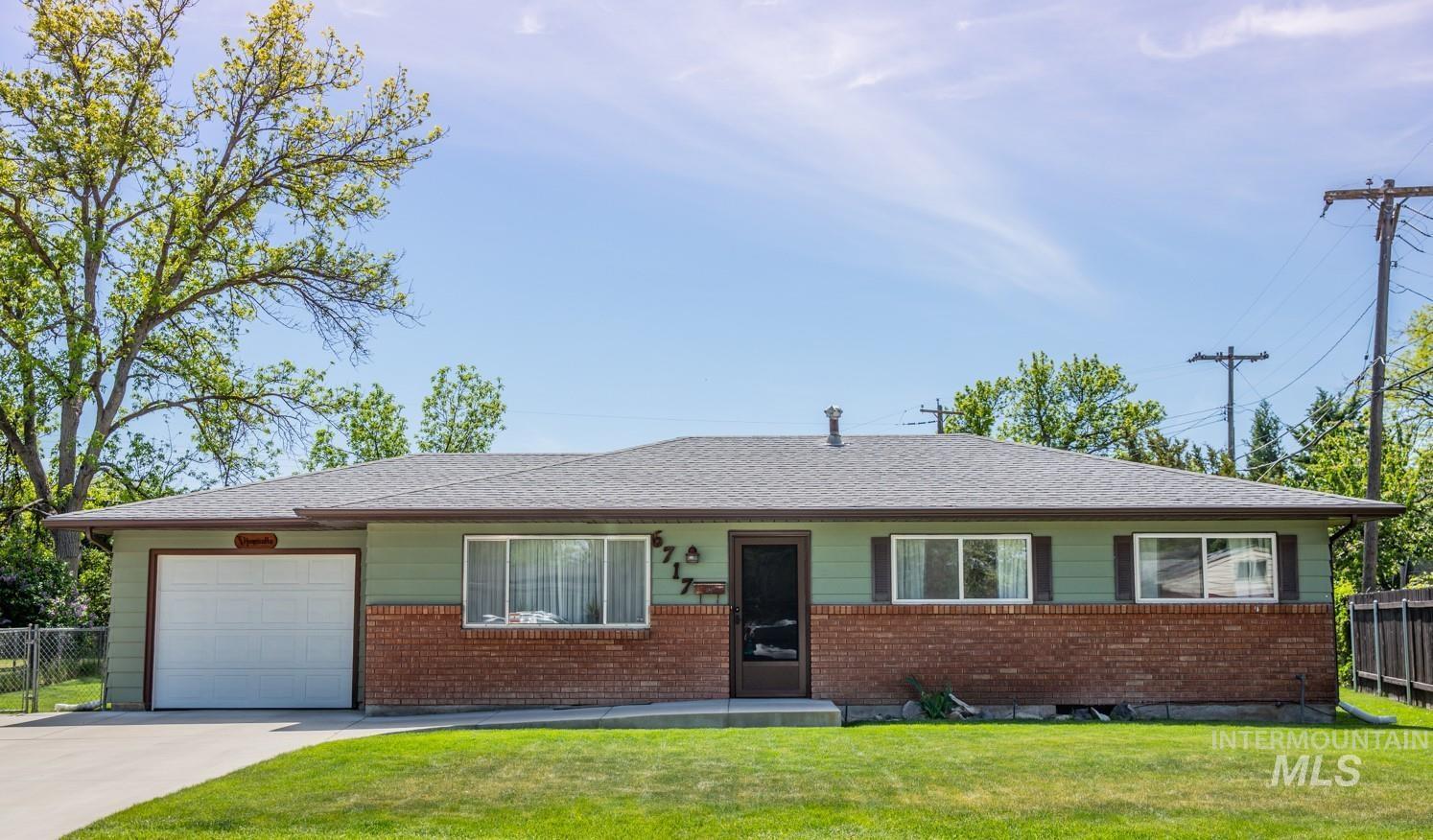 6717 W Ashland Drive Property Photo - Boise, ID real estate listing
