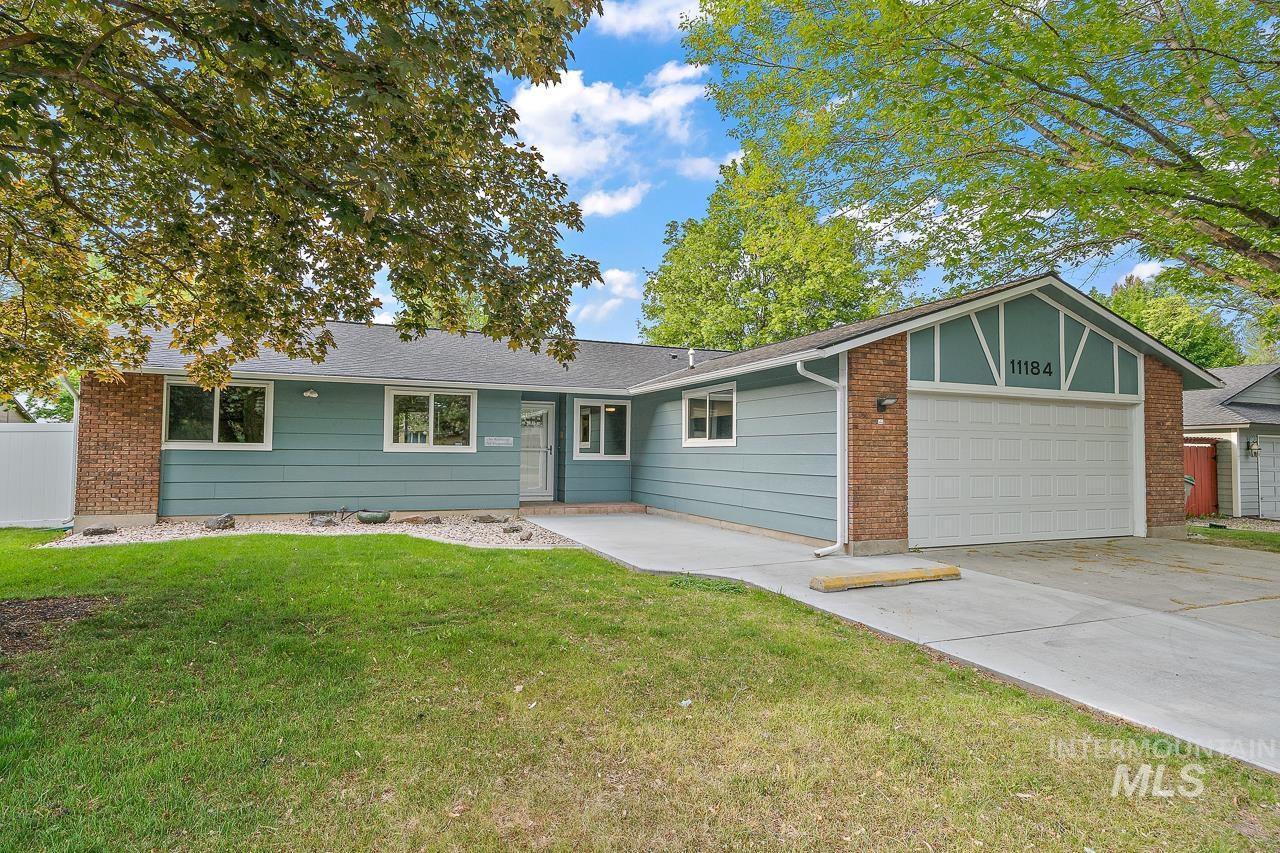 11184 W Edna Property Photo - Boise, ID real estate listing