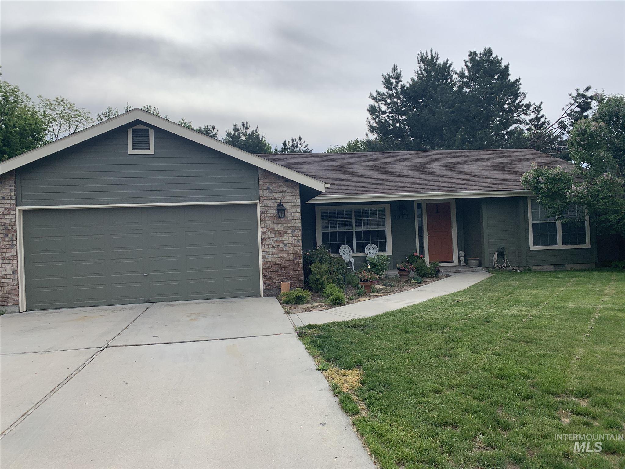 5067 W Bainbridge Ct Property Photo - Boise, ID real estate listing