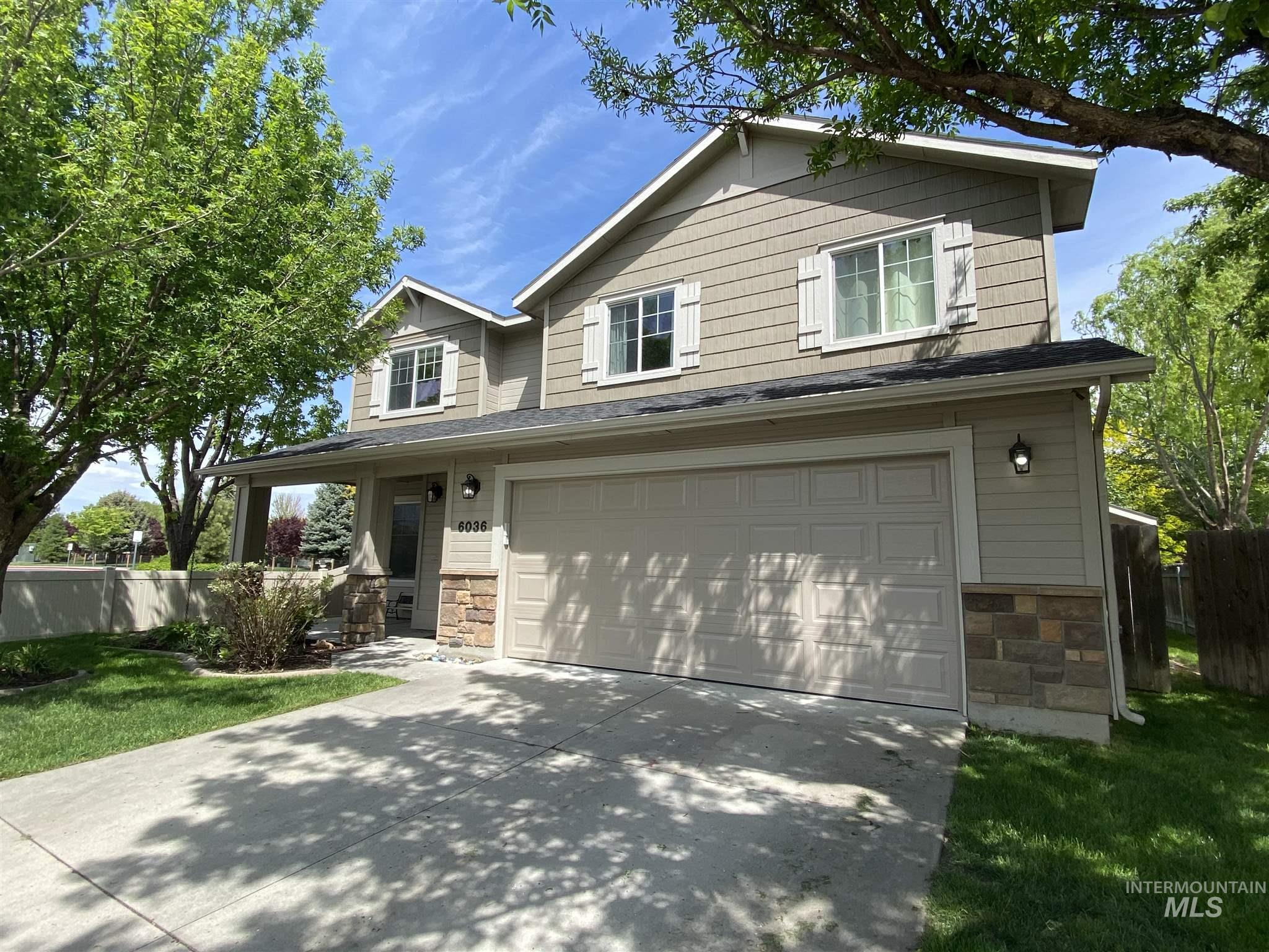 6036 N SILVER MAPLE Property Photo - Meridian, ID real estate listing