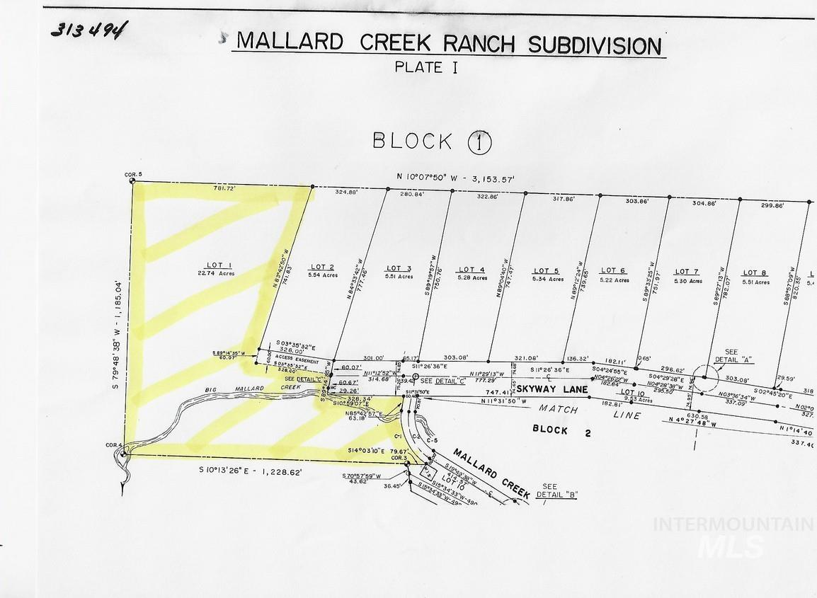 Tbd Mallard Creek Road Property Photo
