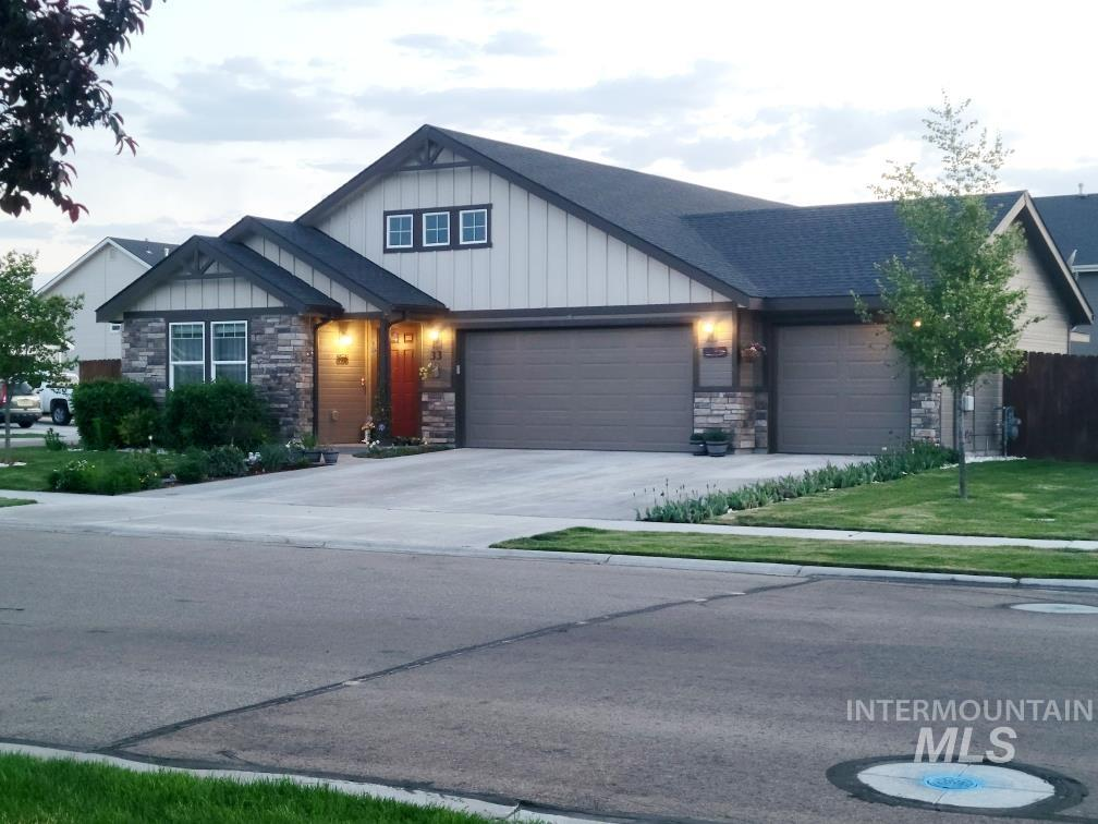 33 N Moab Park Way Property Photo - Nampa, ID real estate listing