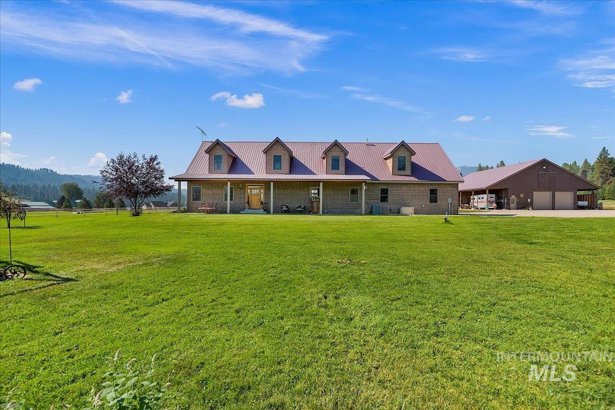 651 Middle Fork Road Property Photo