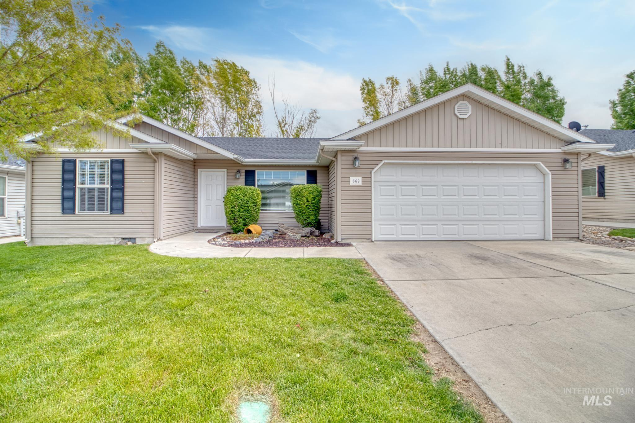 669 Picabo Dr. Property Photo