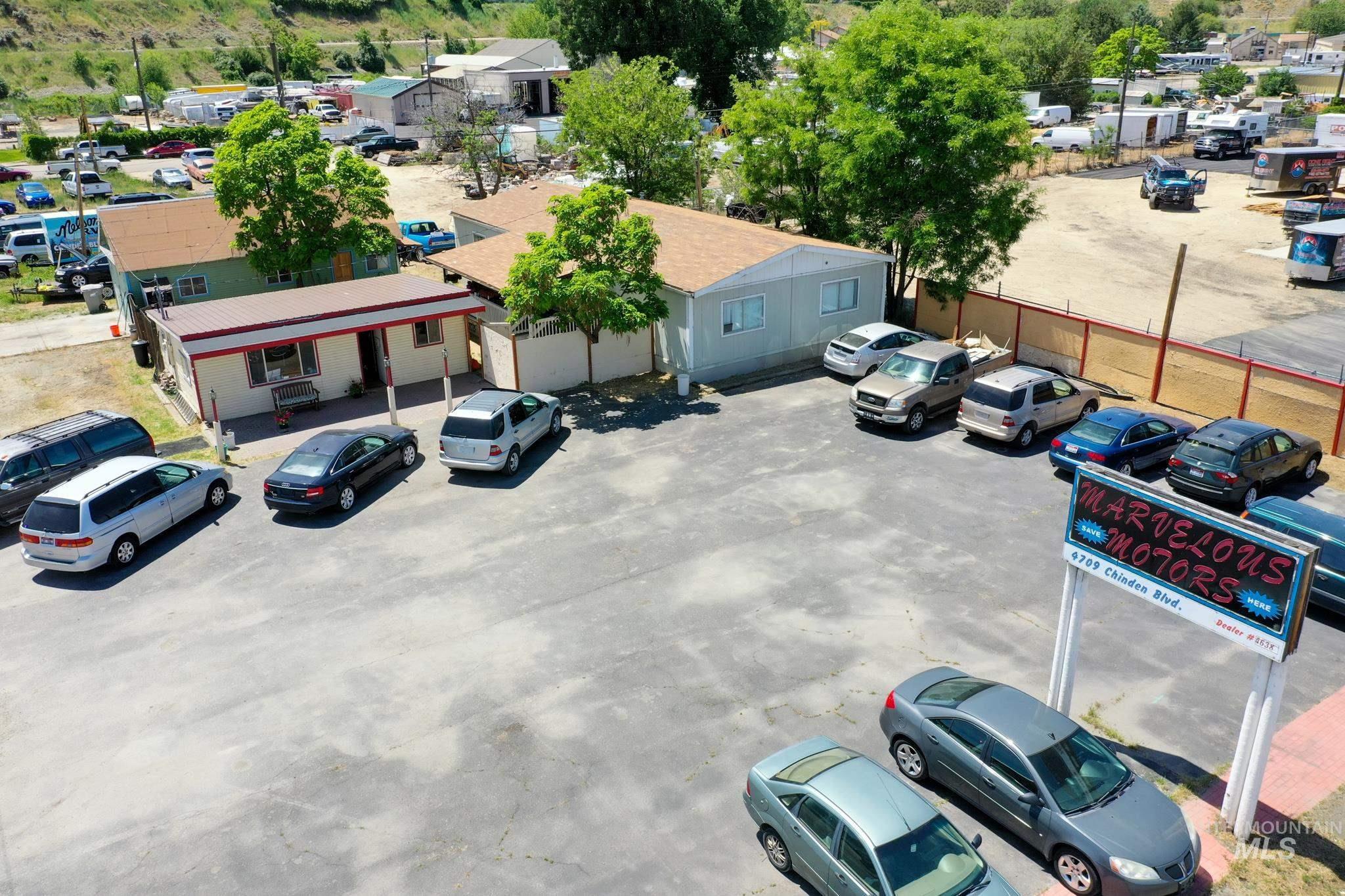 4709 W. Chinden Blvd Property Photo