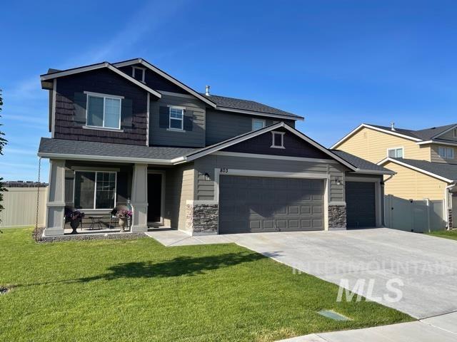 803 Canyon Crest Property Photo 1