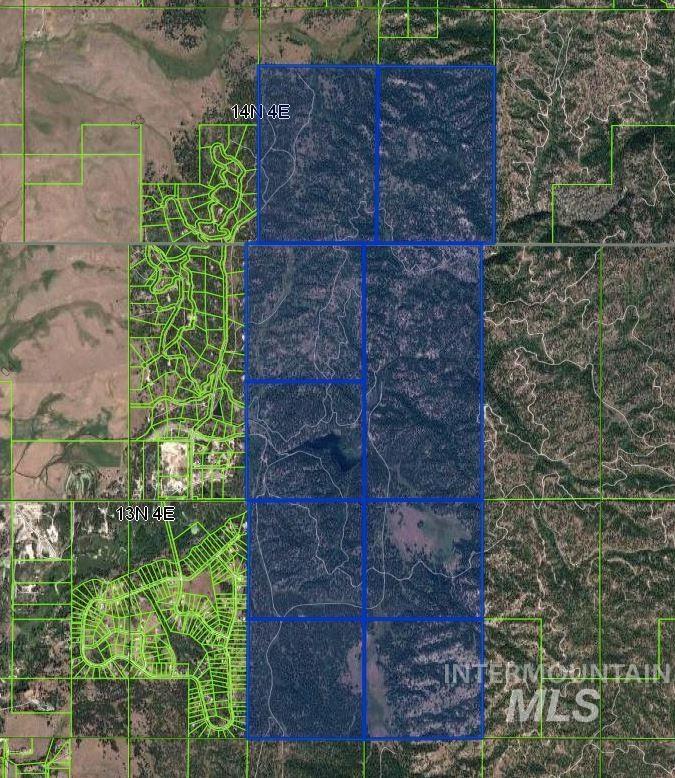 1812 Acres - Big Creek Meadows Ranch Property Photo 19