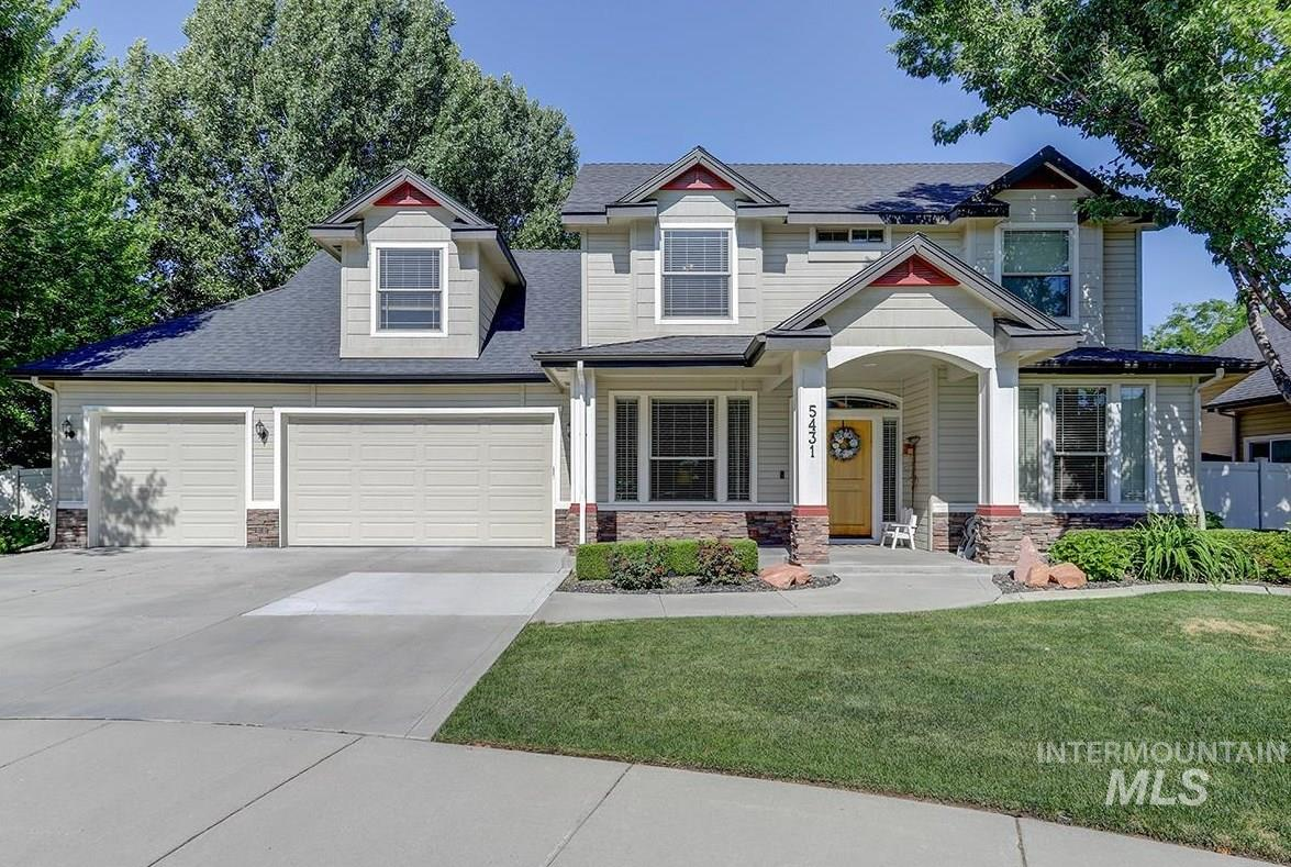 5431 N Ebbetts Ave Property Photo