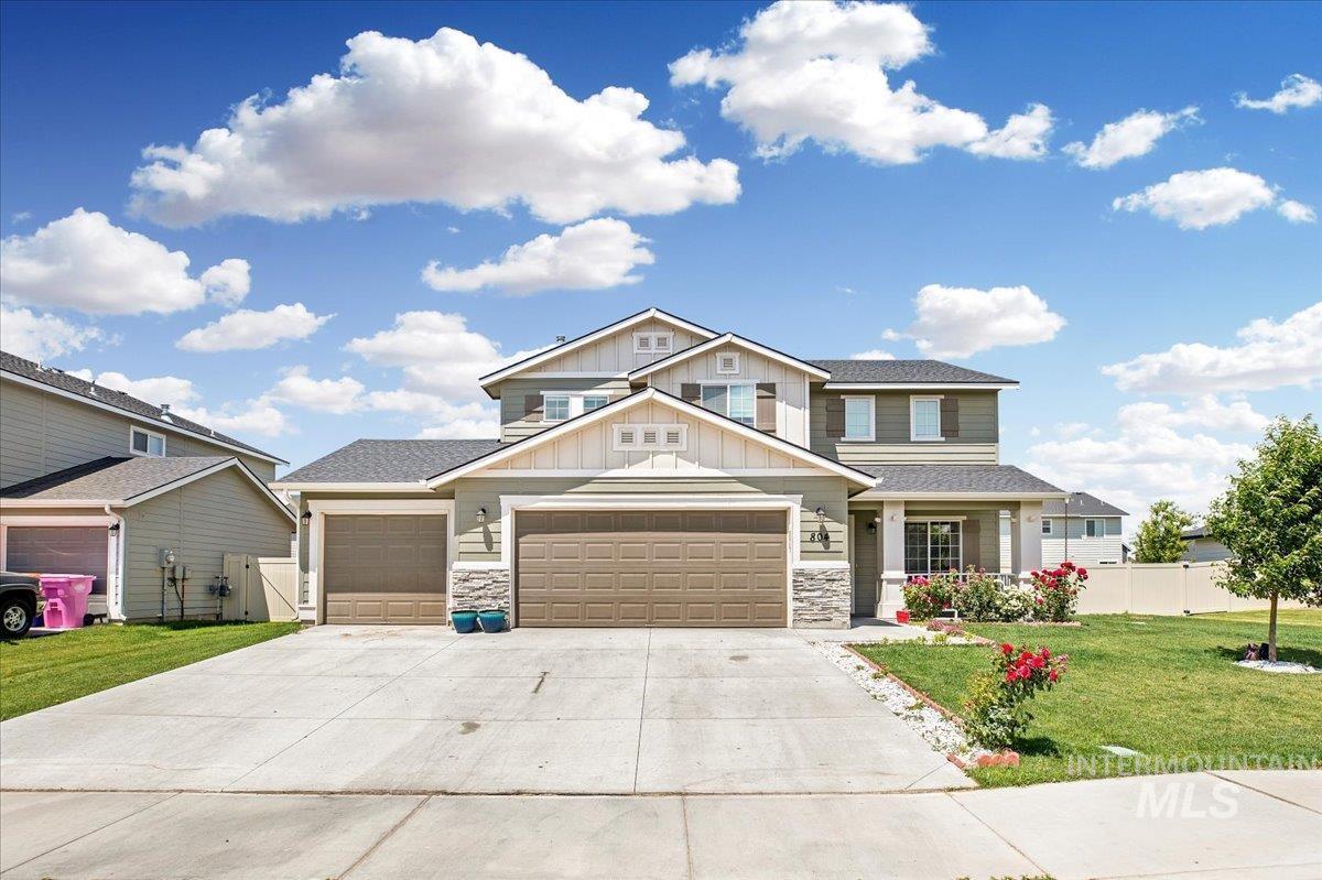 804 Canyon Crest Drive Property Photo
