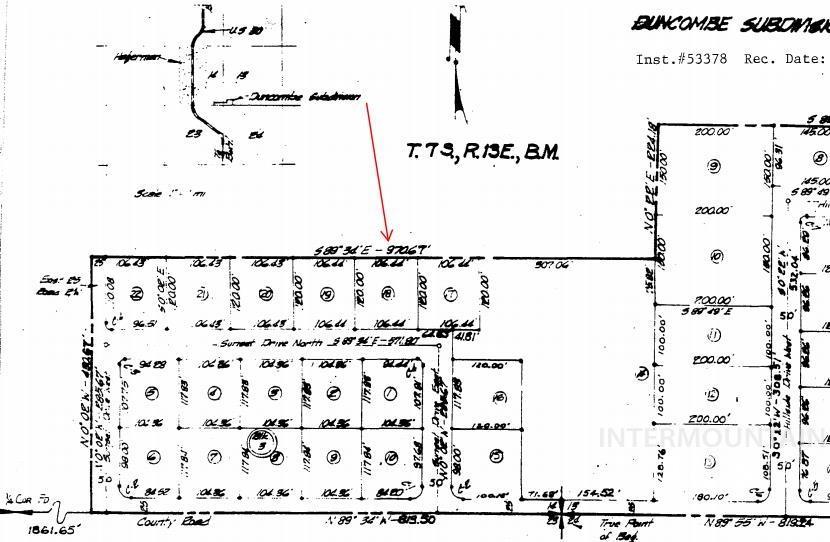 Tbd Sunset Drive North - Lot 18 Property Photo