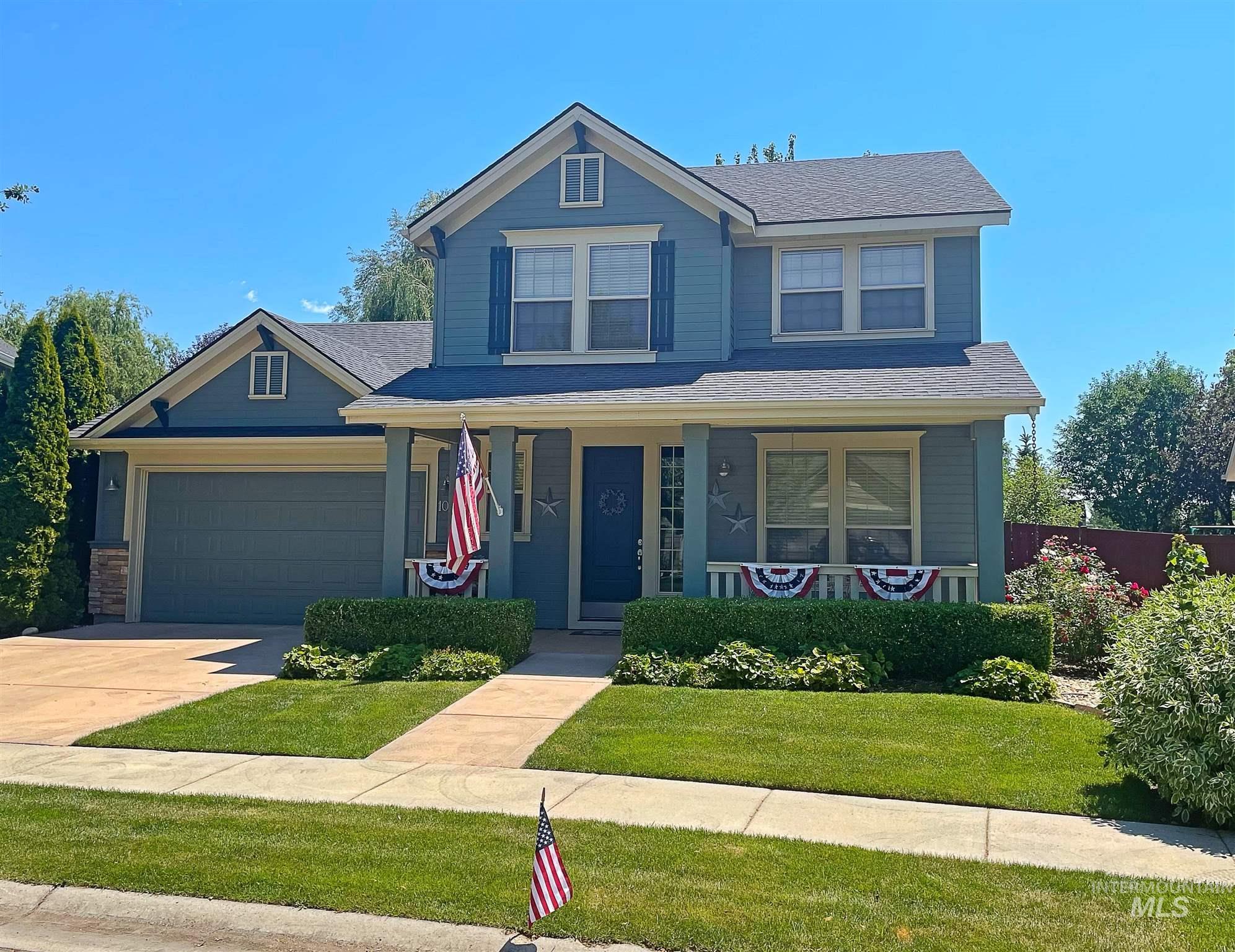 1059 E Washakie St. Property Photo