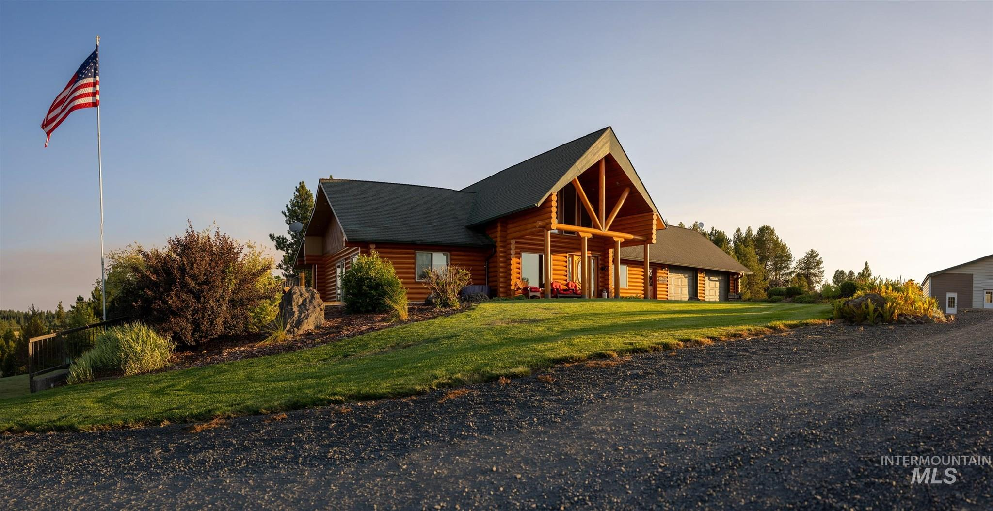 1201 Mount Deary Creek Road Property Photo