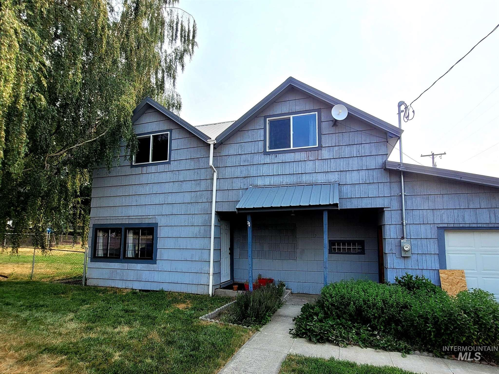 112 S Tamarack St. Property Photo