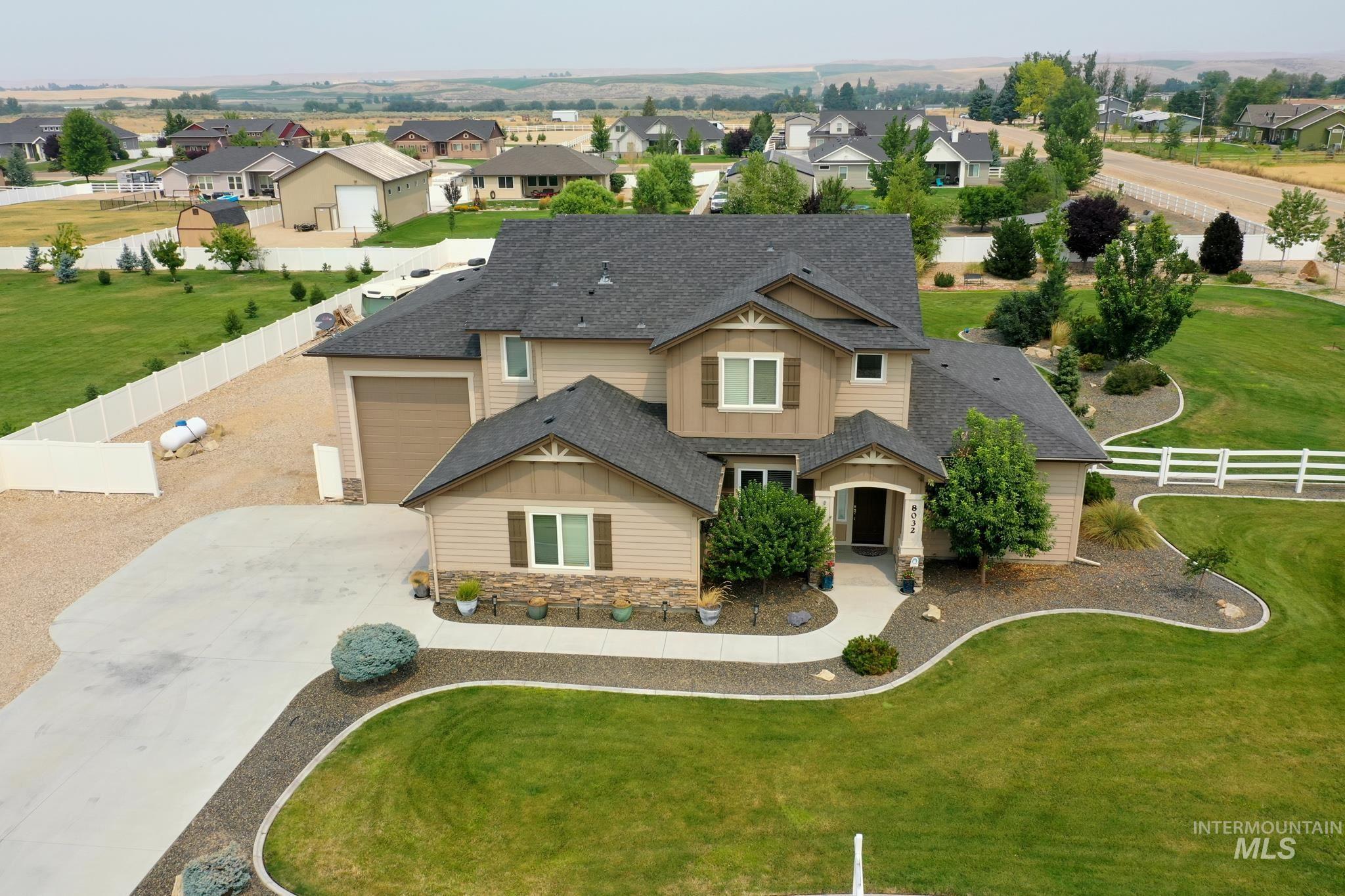 8032 Open Sky Raod Property Photo