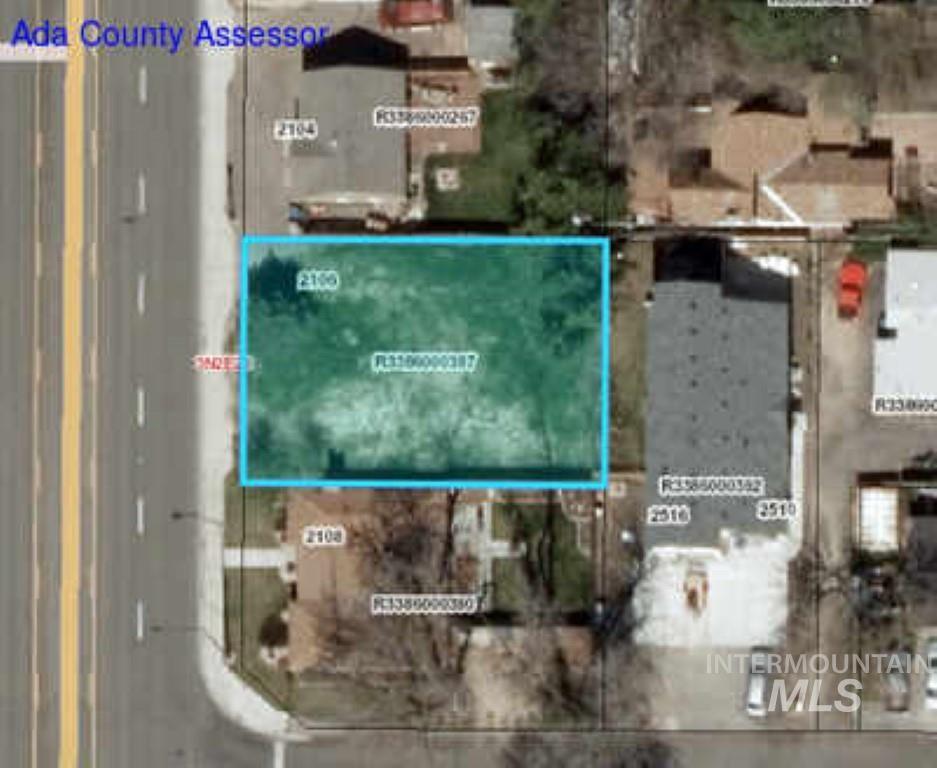 2106 S Vista Ave Property Photo