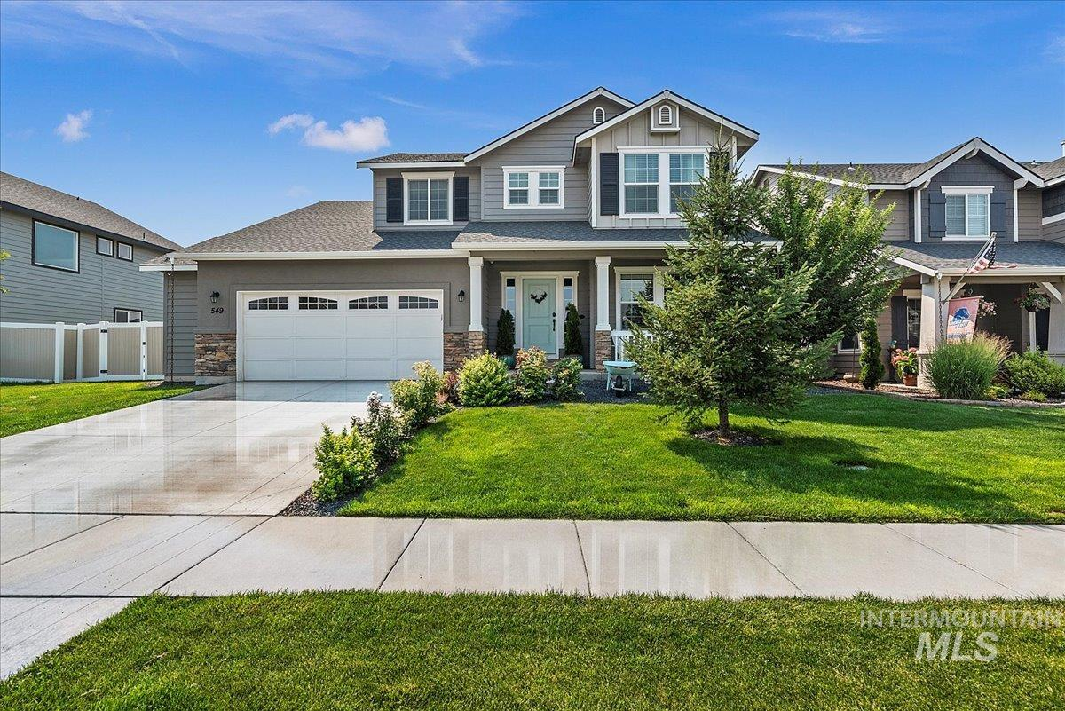 549 S Millstream Drive Property Photo 1