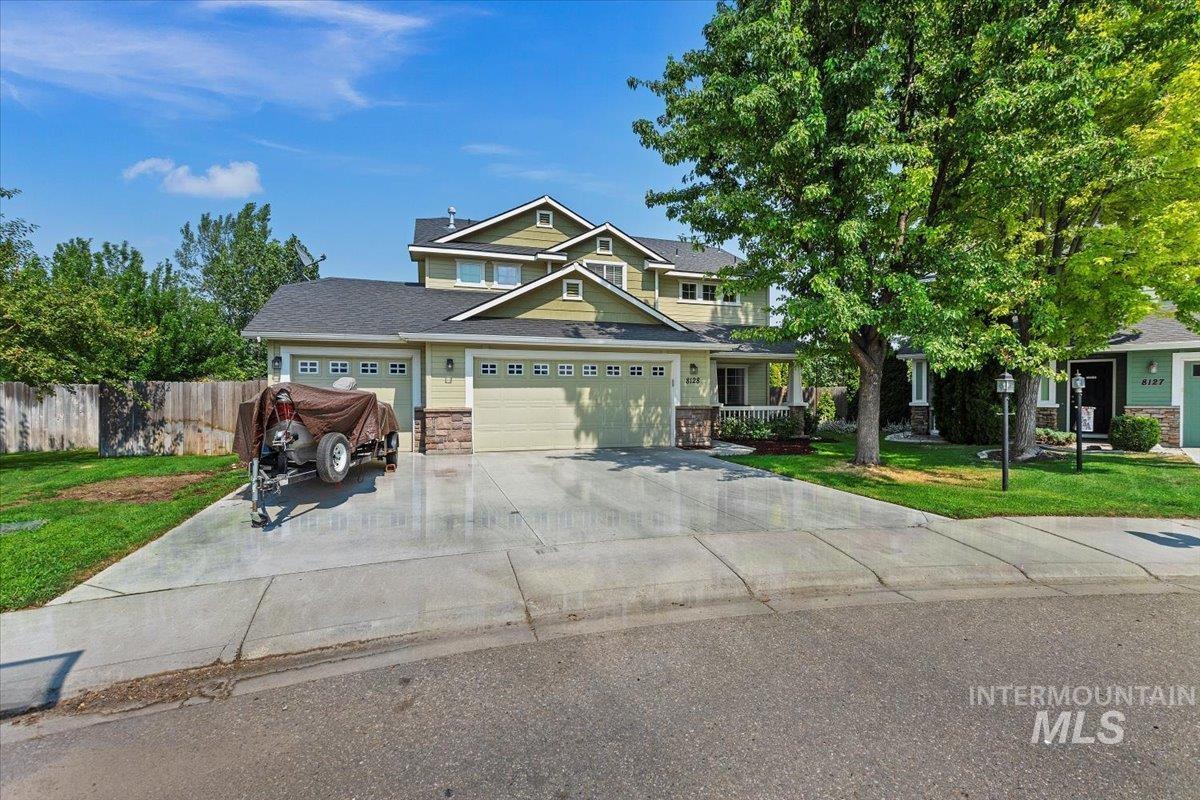 8128 Selway Ct. Property Photo