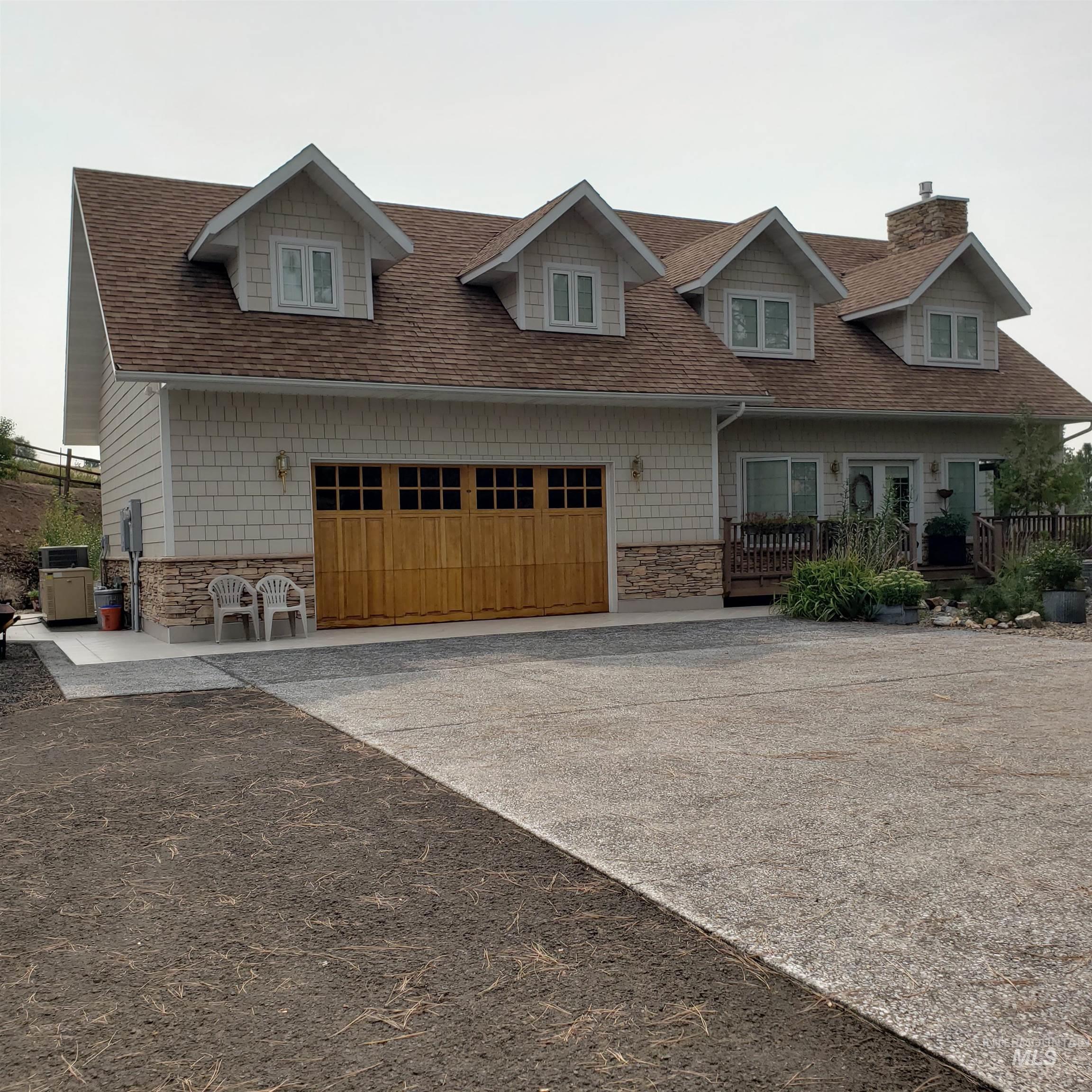 500 Harris Ridge Road Property Photo