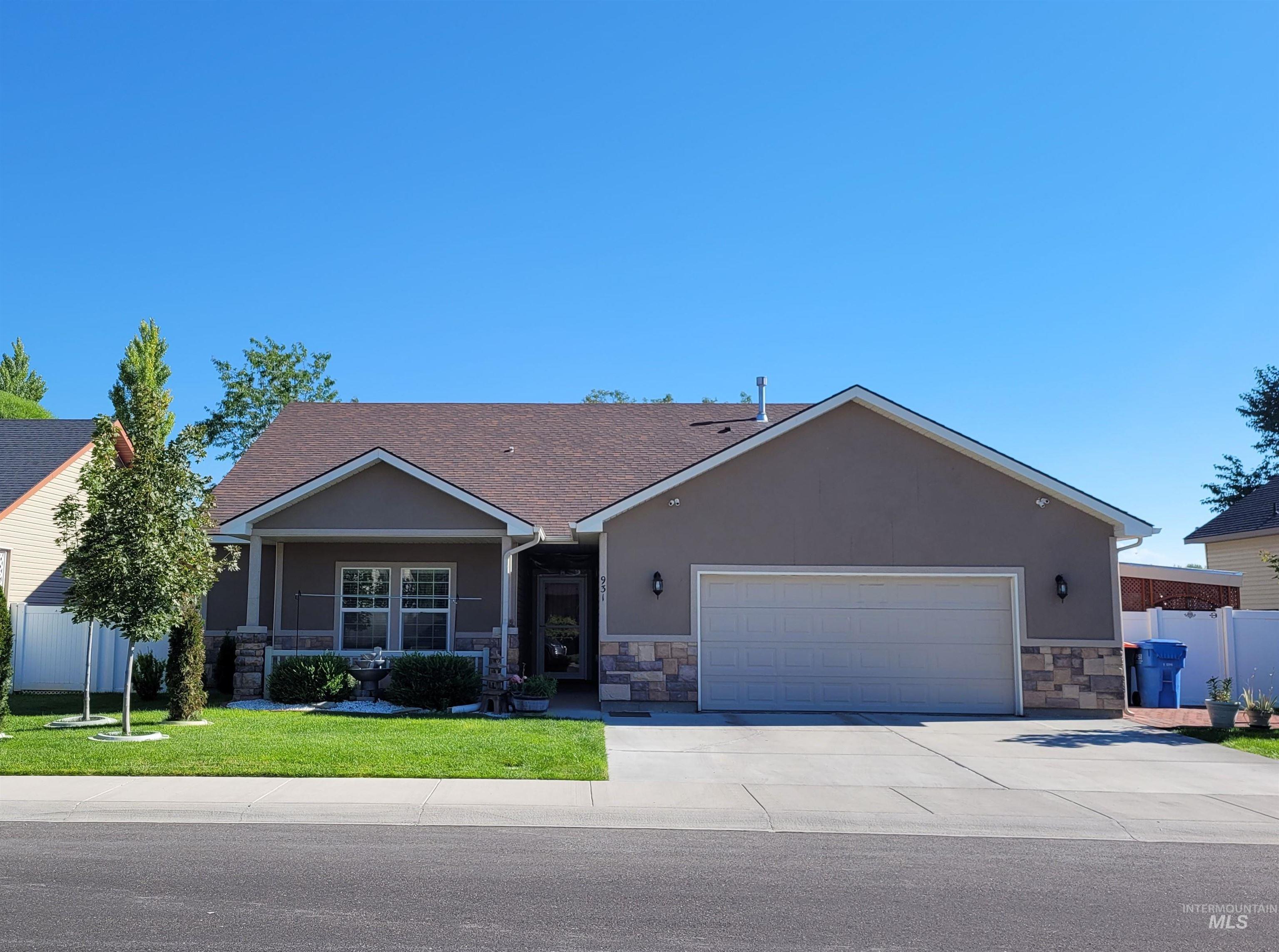 931 W Borah Ave. Property Photo