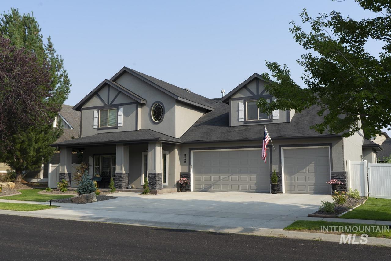 820 E Loggers Pass St Property Photo