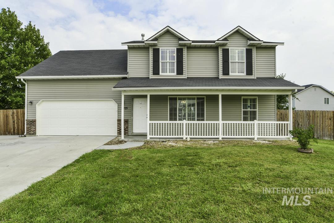2705 Strayhorn Ct. Property Photo
