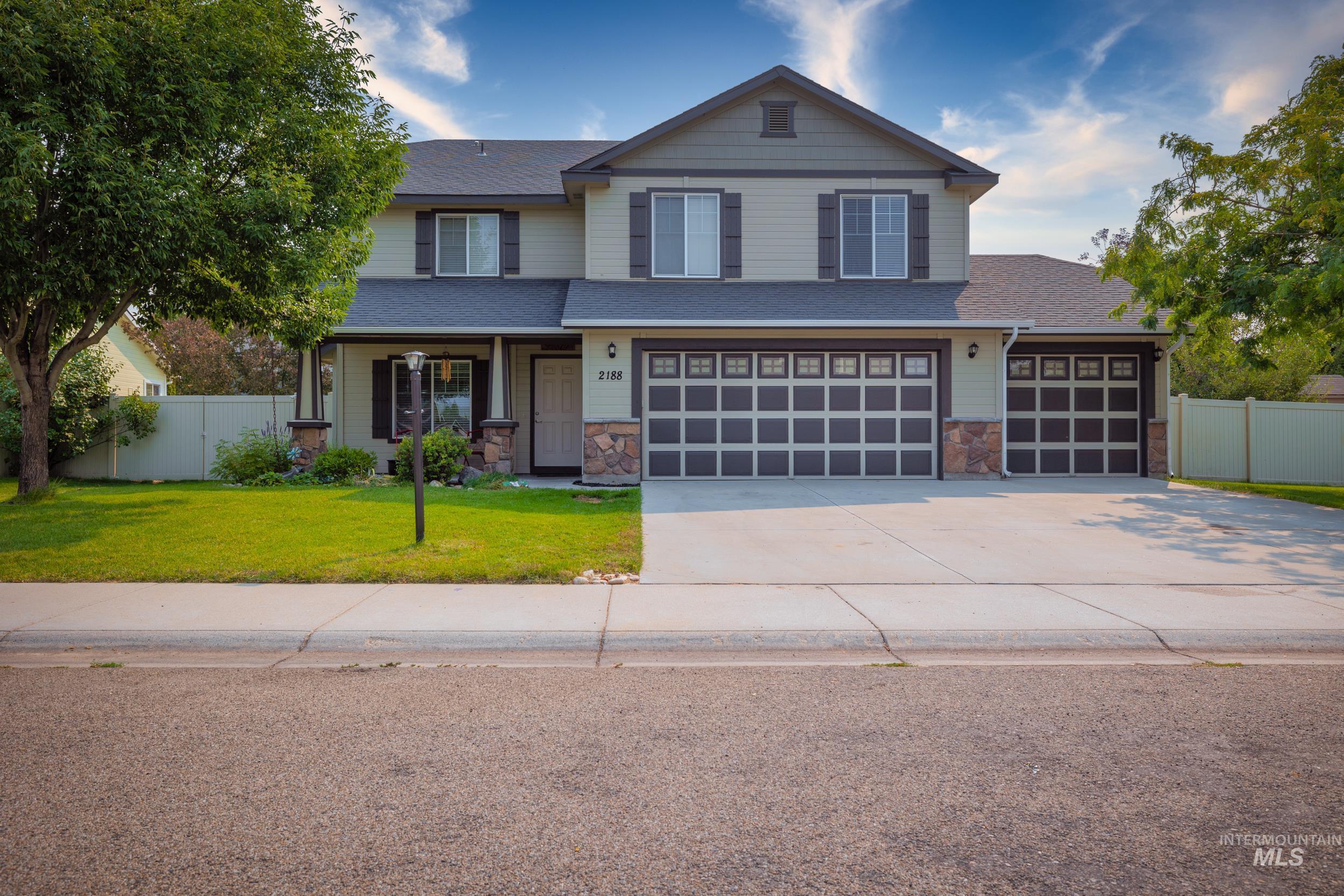 2188 N Rubine Lane Property Photo