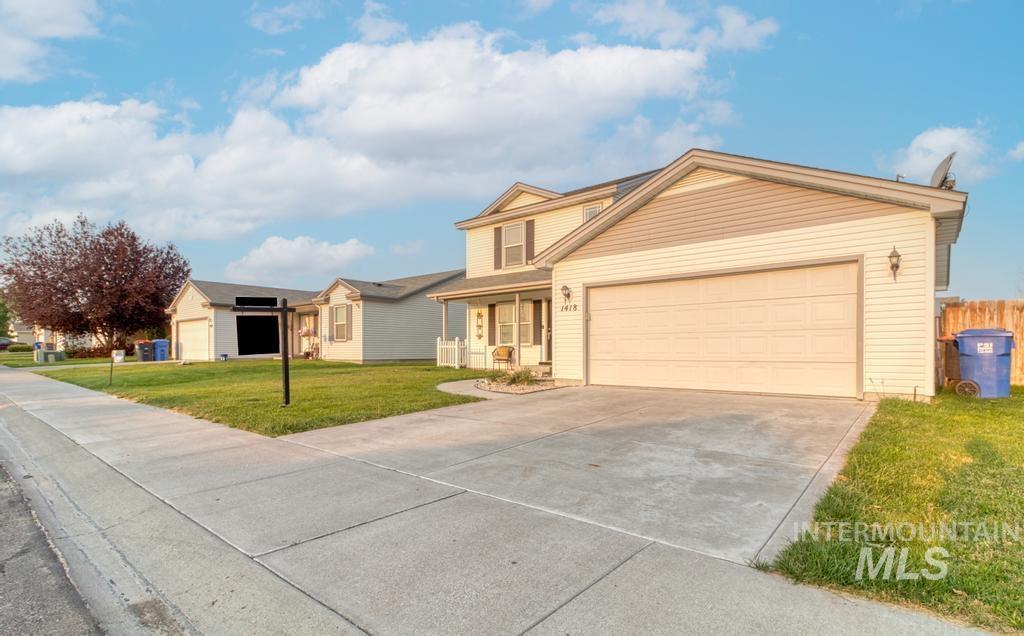 1418 Wrangler Street Property Photo 1