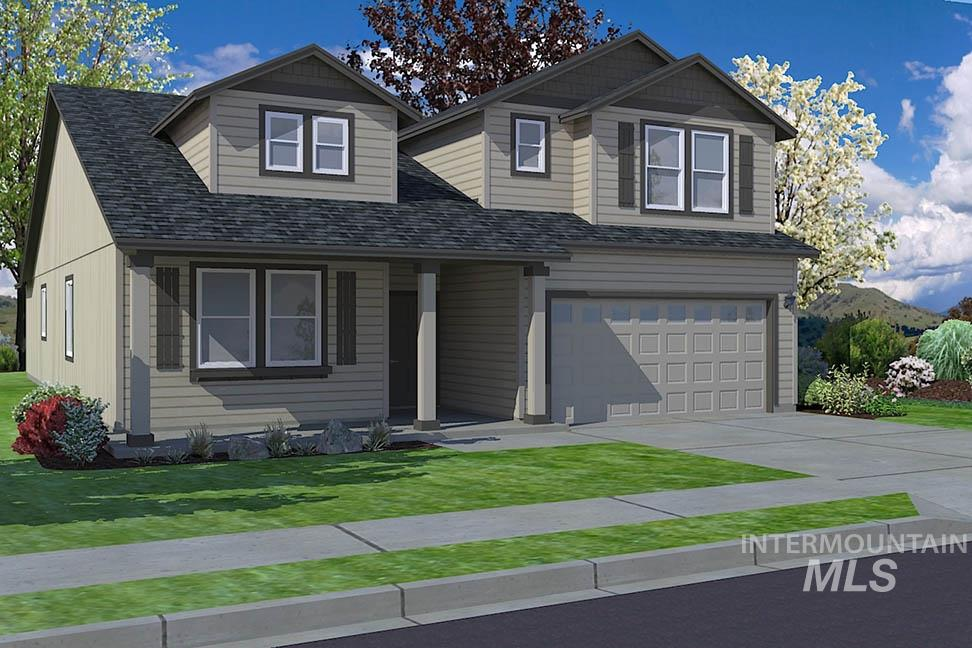6827 S Silver Spur Way Lot 5 Property Photo