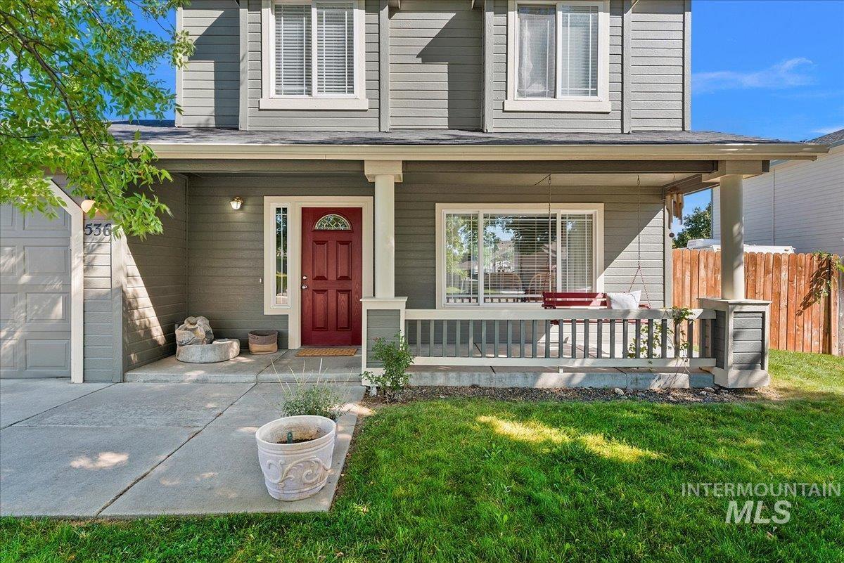 536 N Flauson Ave Property Photo