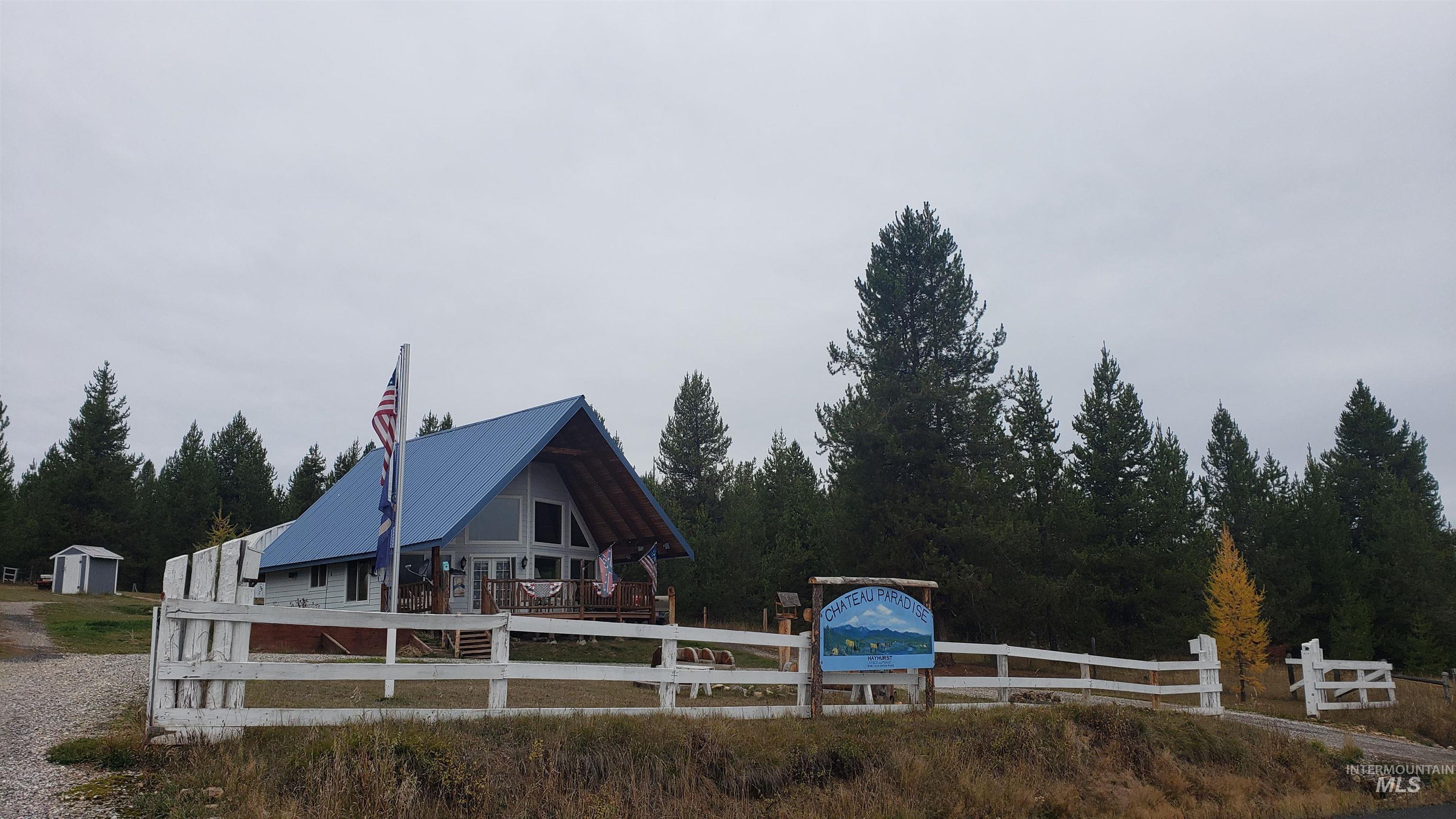 2461 Elk Creek Rd Property Photo