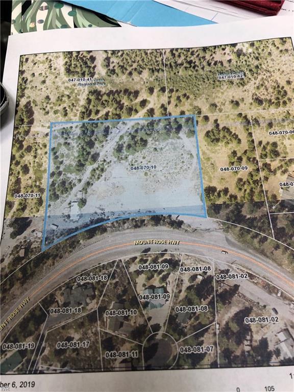 0 Mount Rose Highway Property Photo - Reno, NV real estate listing