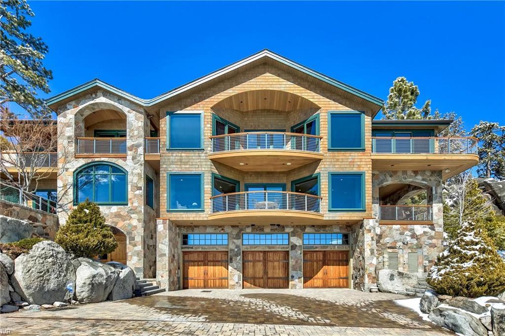 2228 Lands End Road Property Photo - Glenbrook, NV real estate listing