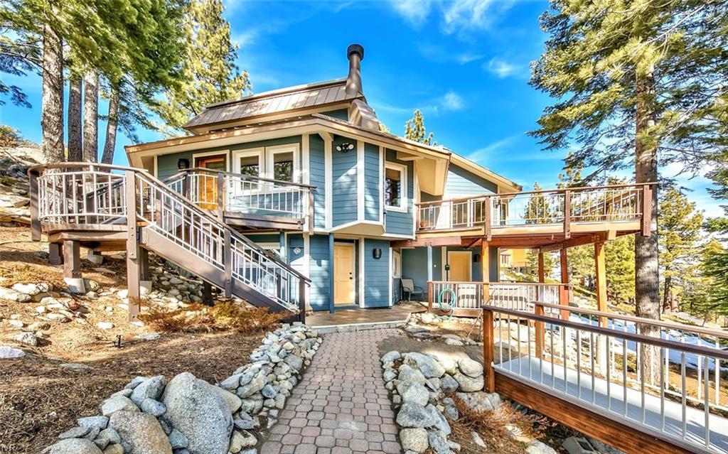 287 Cedar Ridge Road Property Photo - City of South Lake Tahoe, CA real estate listing