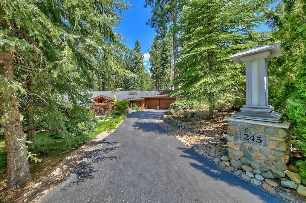 245 Estates Dr Property Photo - Incline Village, NV real estate listing