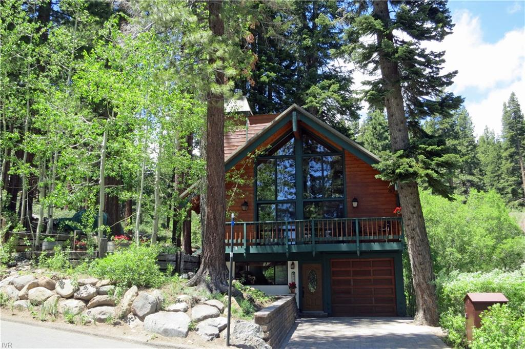 850 Jennifer Street Property Photo - Incline Village, NV real estate listing