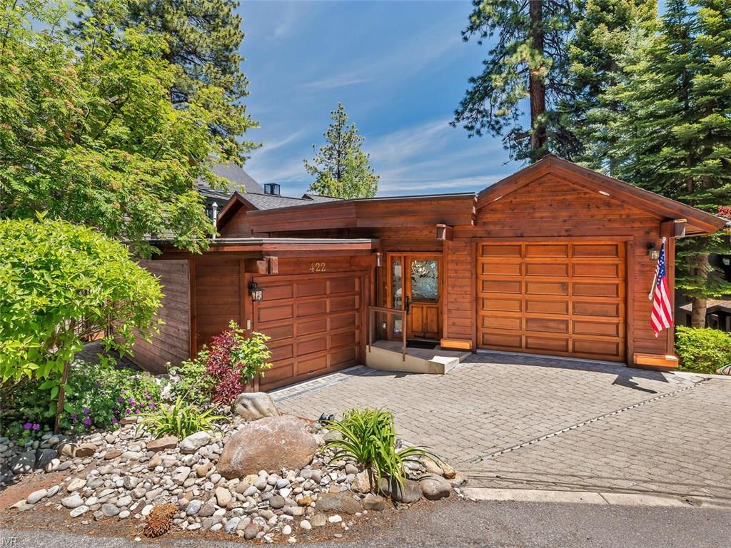 422 Gonowabie Road Property Photo - Crystal Bay, NV real estate listing