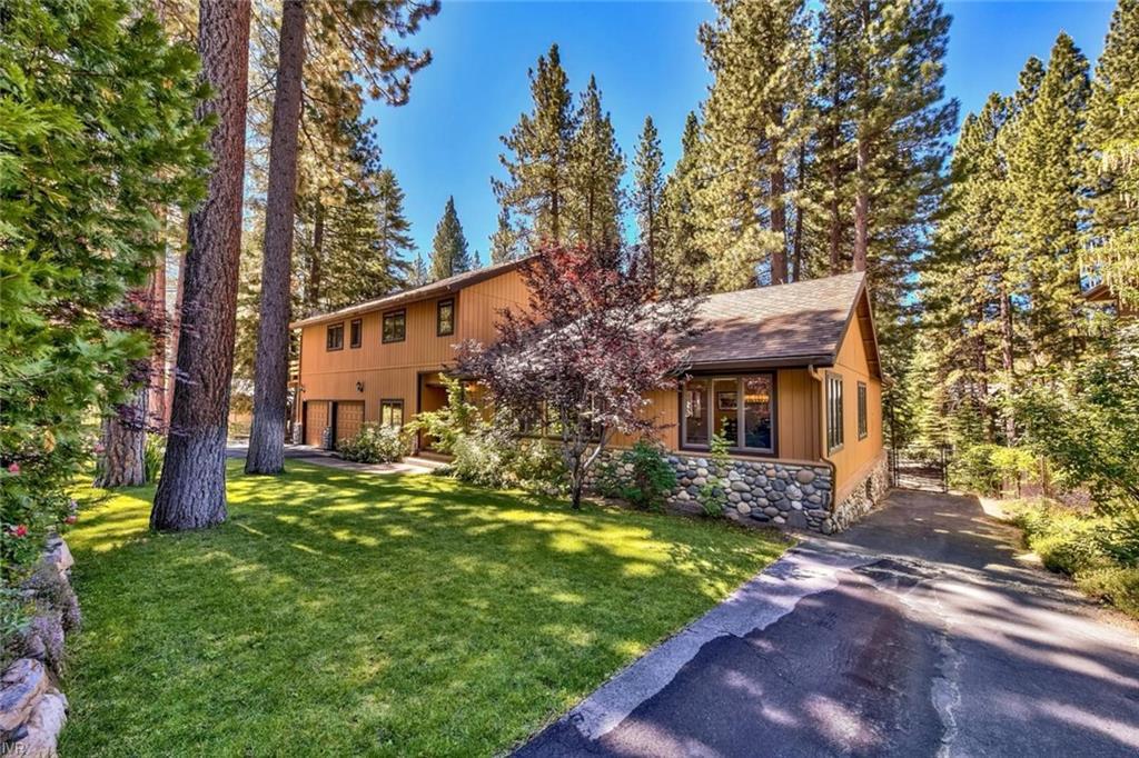 1069 Tiller Drive Property Photo - Incline Village, NV real estate listing